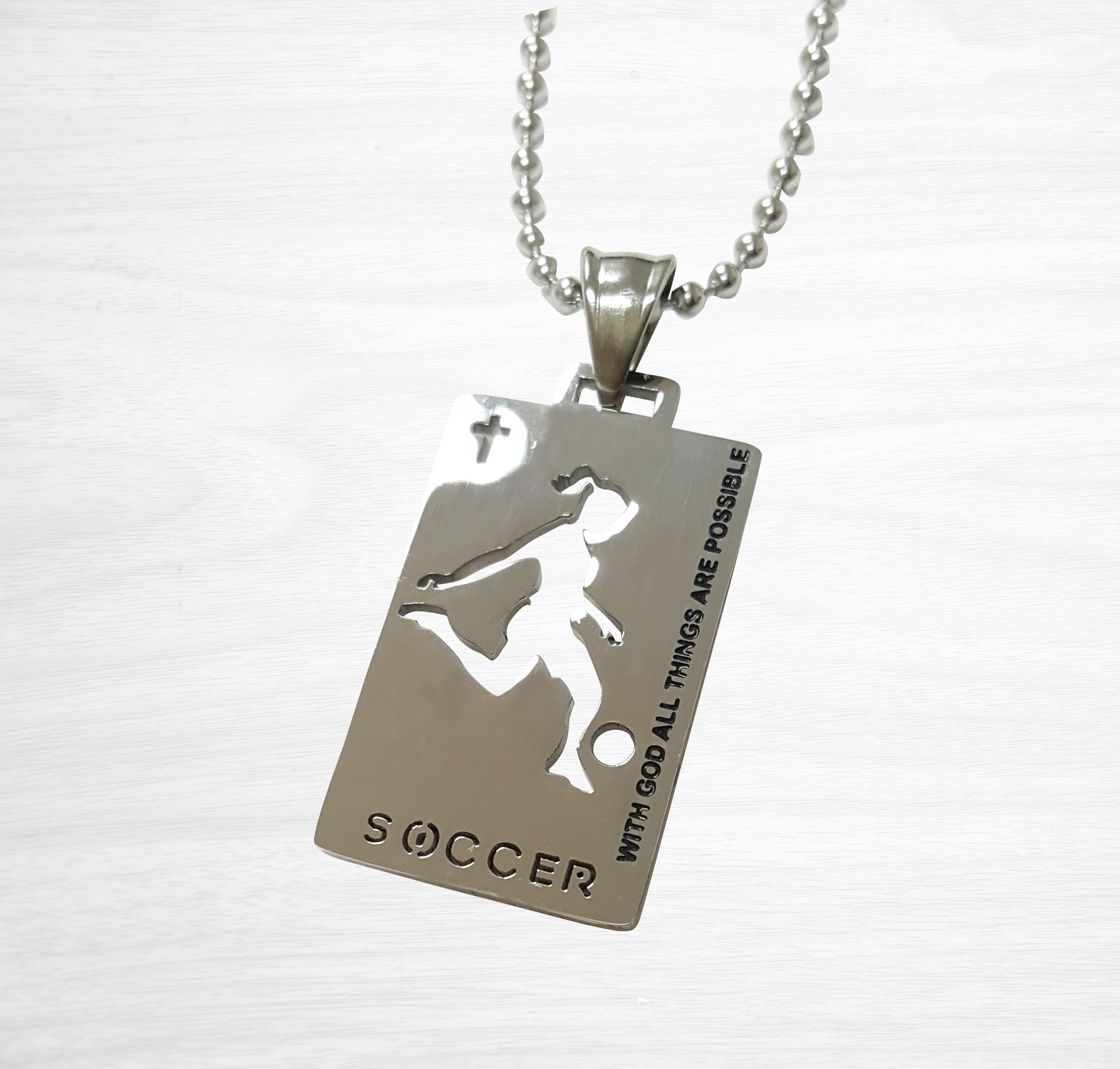 sms necklace phil pendant forgiven mood products jewelry soccer